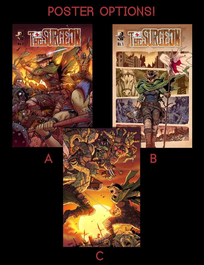 POSTER CHOICES!