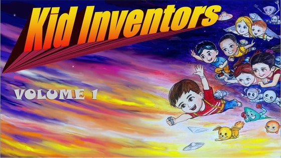 Kid Inventors: An Episodic Comic with Educational Concepts