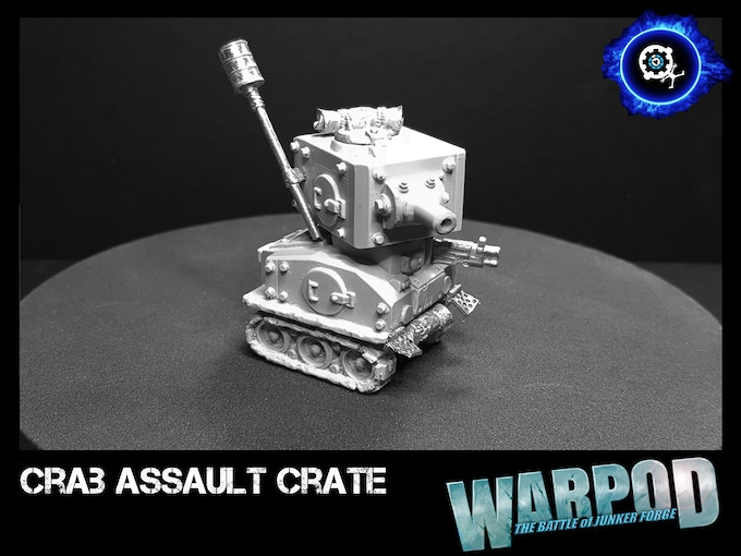 B003 'Crab' Warcrate (universally used by all factions)