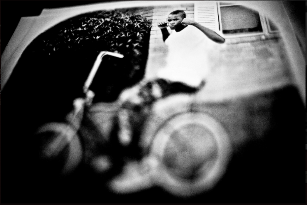 """$975, 19x23 inch print © Carlos Javier Ortiz, from his project """"Too Young to Die."""""""