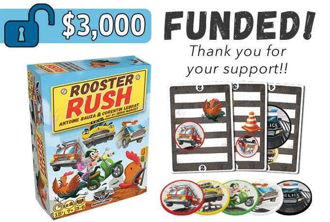 Funded in less than 4 days!  WOOT!