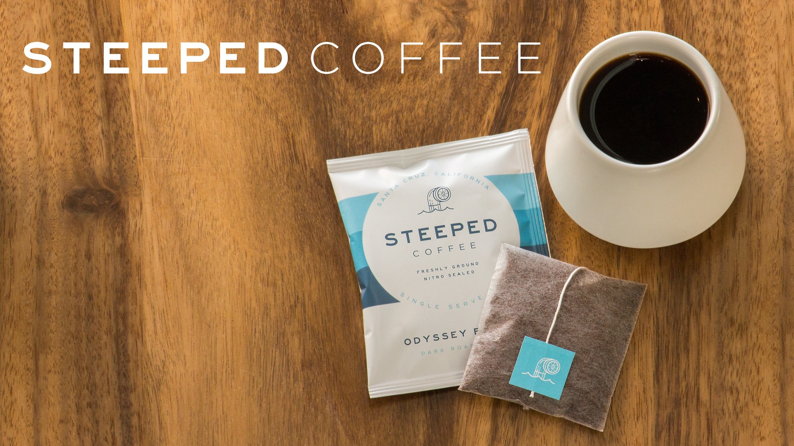 Steeped Coffee: Specialty Coffee in a Single-Serve Bag by ...