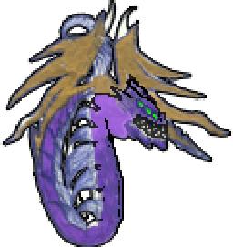 Boss: Purple Serpent