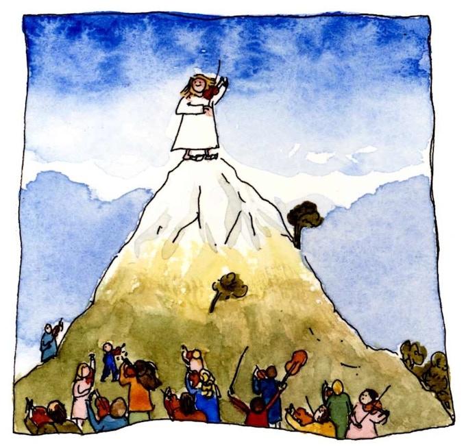 Illustration by Sarah Roberts