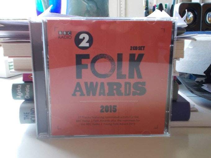 Folk Awards Official CD feat. 'What I've Done' by Roseanne Reid