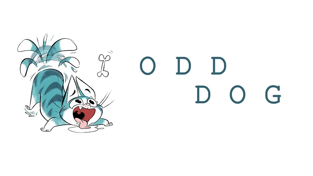 Odd Dog -- A Short Animated Film project video thumbnail