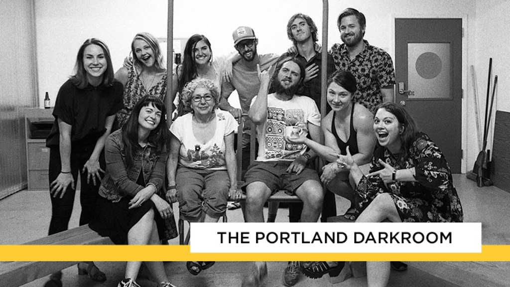 The Portland Darkroom project video thumbnail