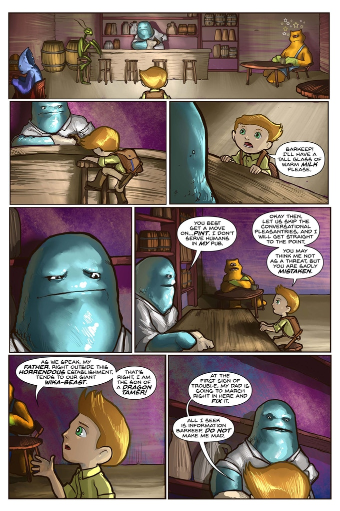 Issue #1, Page 13