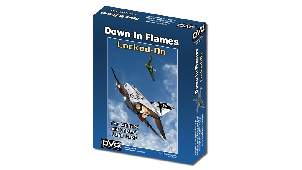 Down In Flames: Locked-On project video thumbnail