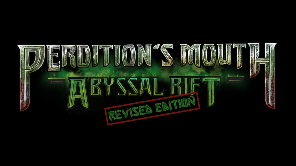 Perdition's Mouth - Revised Edition