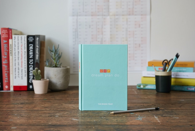 A creative journal planner & wall planner to make 2018 your best year yet