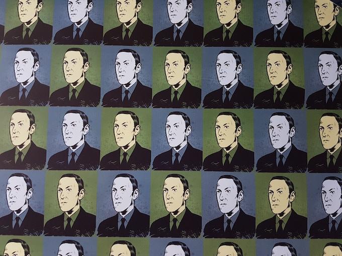 H.P Lovecraft Classic Wrap