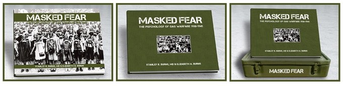 MASKED FEAR PRELIMINARY DESIGNS