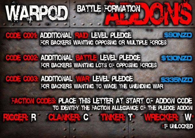 Battle Formations Addons