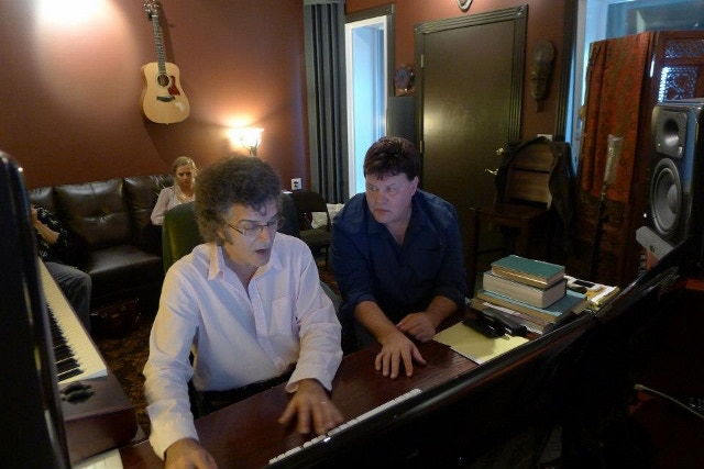Working with Gino Vannelli - Vocal Master Class