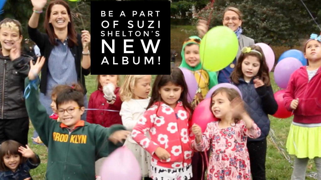Songs From the Heart - A Kids Album with a Positive Note project video thumbnail