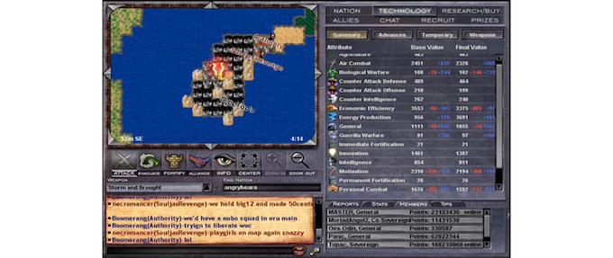 2002's original War of Conquest