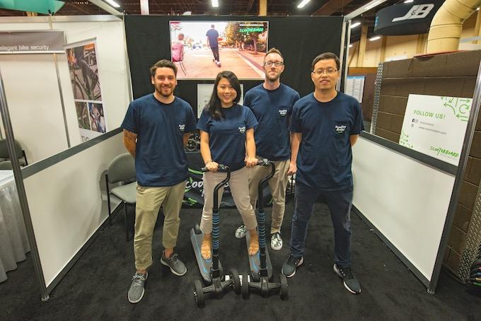 Our San Diego-based team