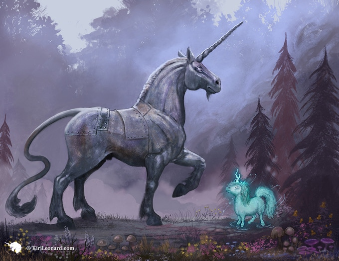 The Year of the Unicorn: March