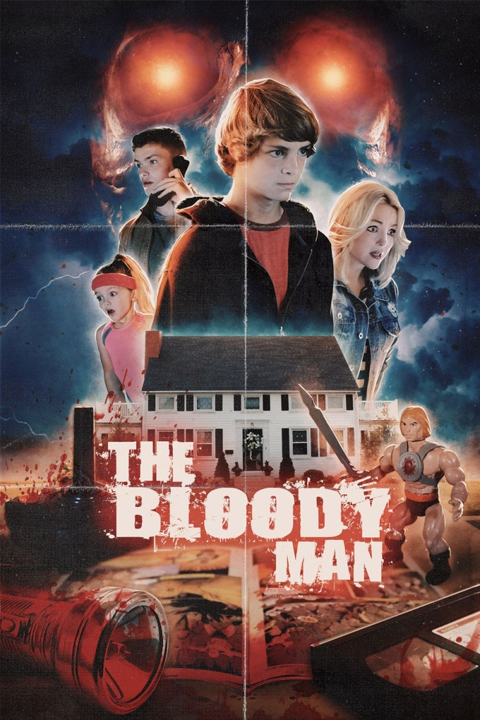 The Bloody Man poster