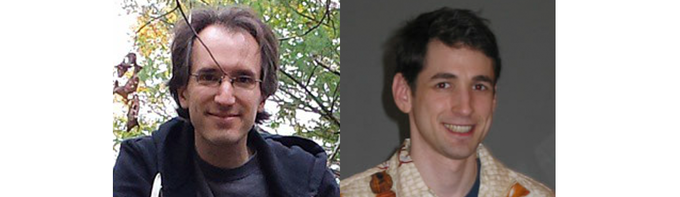 WoC co-creators Michael Ferrier and Zach Shukan