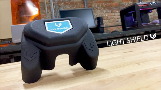 Light Shield - The Optimal Gamecube Controller Case