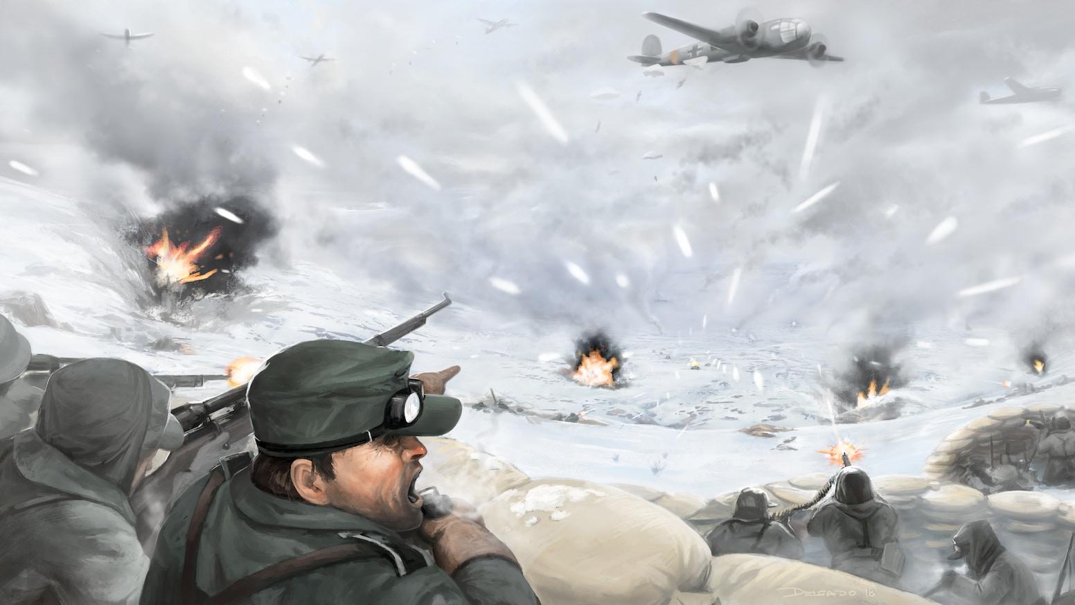 Classic Wargame on the Norwegian air-naval invasion in 1940 / Wargame clásico sobre la invasión aereo-naval de Noruega en 1940