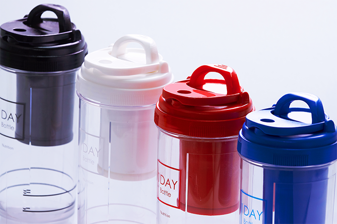 1DAY Bottle: Push & Drink Your Supplement  by 1DAYBottle