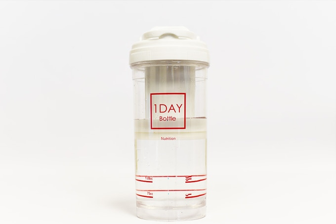 1day Bottle Push Amp Drink Your Supplement By 1daybottle