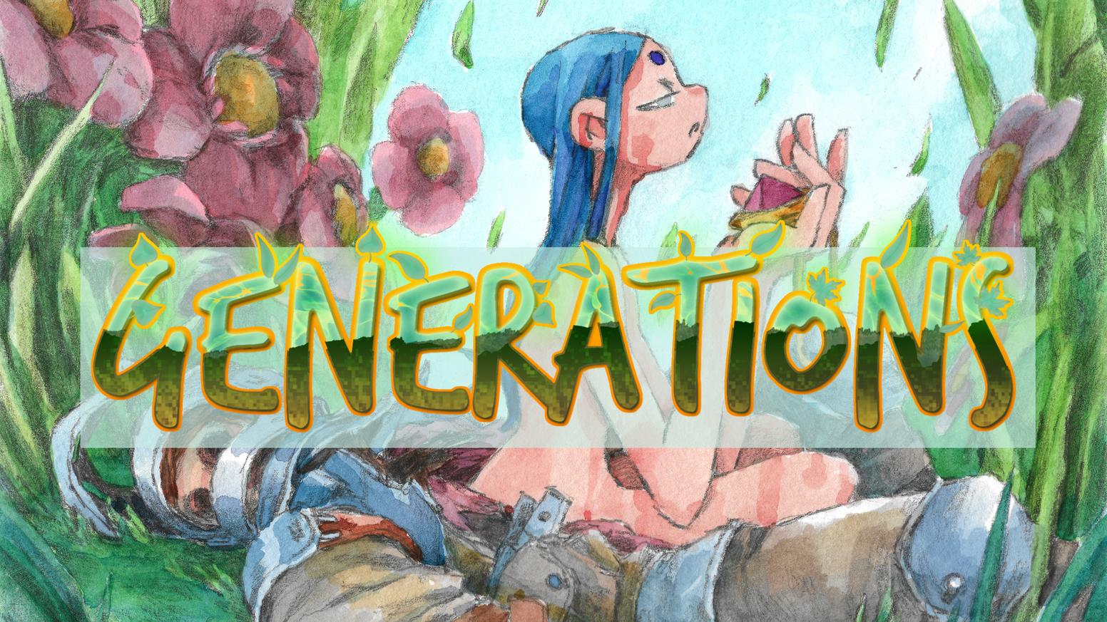 In 2017, backers supported this new game, and now it's live for sale! Generations is a roleplay focused game set on an alt-Earth where, when you die, your next generation is born from your corpse, keyed to one of 80 wild and fun elements.