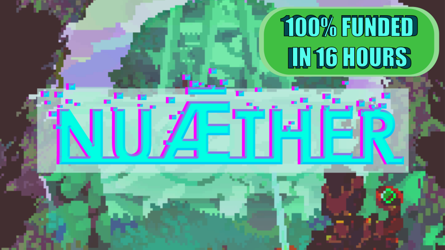 In 2017, 68 backers helped bringNuÆtherto life! Now live for sale. NuÆther is a game of video game RPG adventure in a tabletop setting. Get mutated, grease your robot arm, and ready your spells.