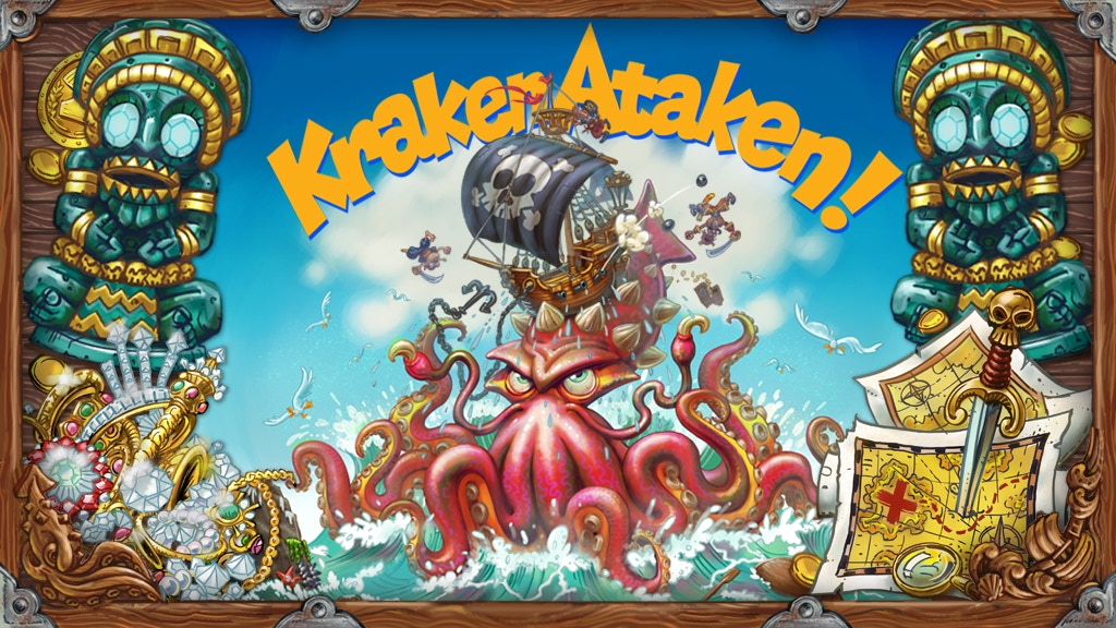 Kraken Ataken! project video thumbnail