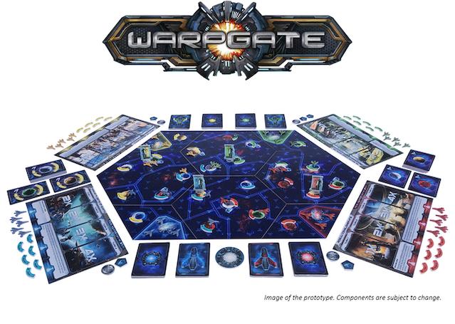 Case Blue Board Game : Guards of atlantis: tabletop moba by wolff designa u2014 kickstarter