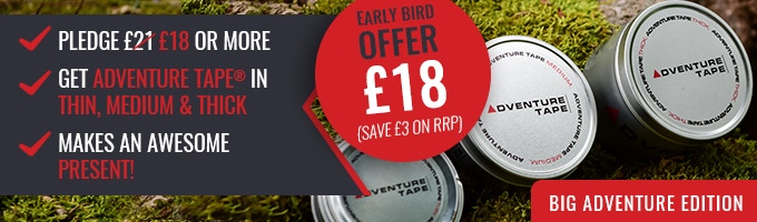 £18 - Big Adventure Edition (Early Bird Offer)