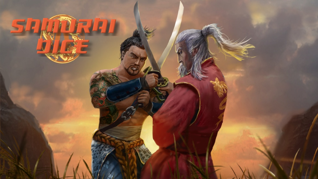 Samurai Dice project video thumbnail