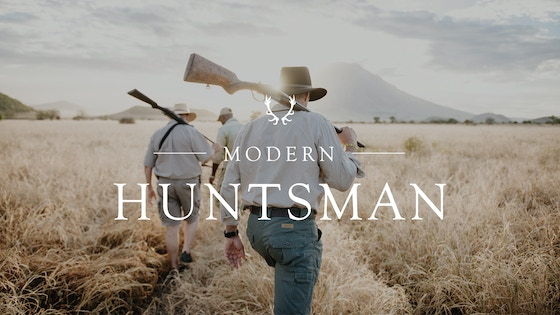 Modern Huntsman: Volume One - A Biannual Magazine