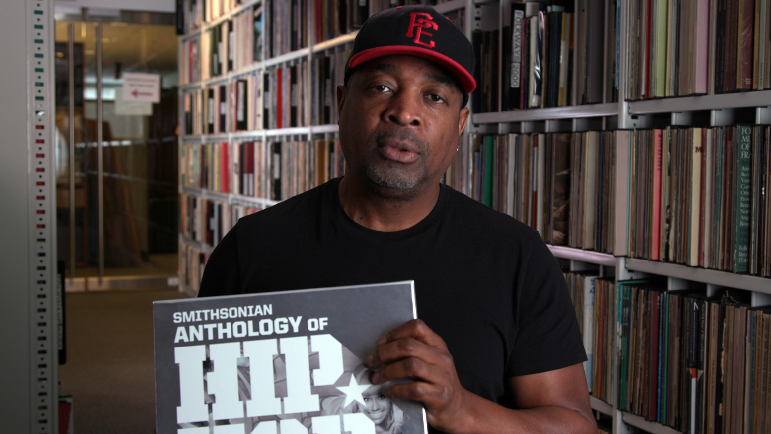 Make #HipHopHistory with a landmark collection of music, stunning visuals, and powerful stories collected in a 300-page book and 9 CDs.