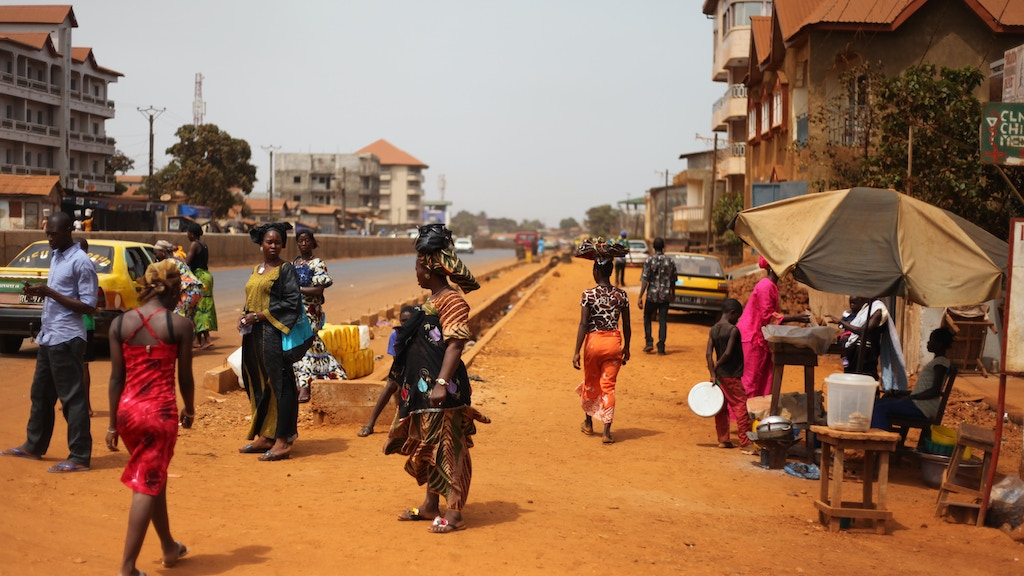 Going Home Documentary Series: Conakry project video thumbnail