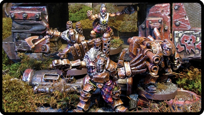 The Ironstrike Clan