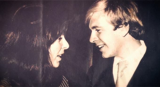 Elaine May and Terrence McNally, 1969