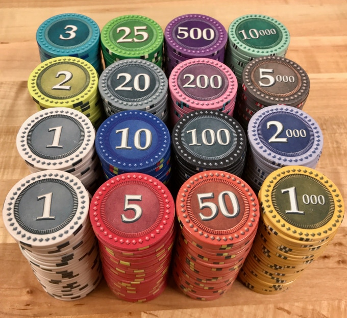 400 Chip (Recommended Mix)