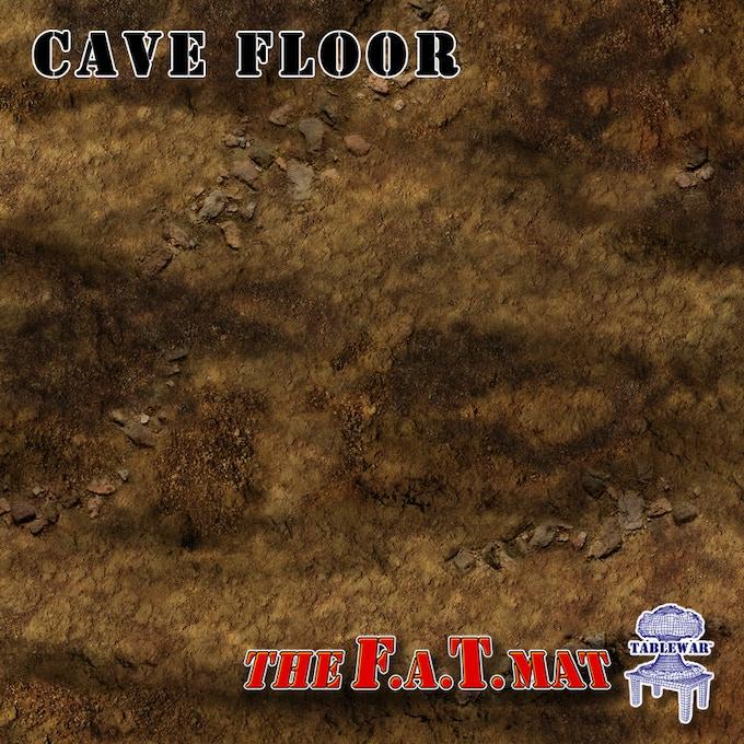 'Cave Floor' concept art