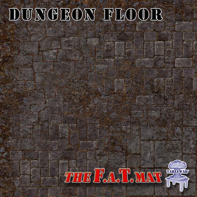 'Dungeon Floor' concept art