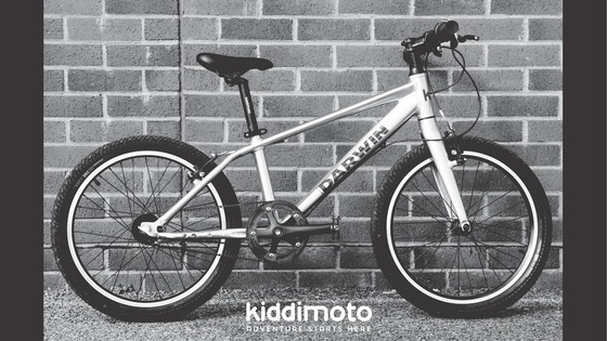 DARWIN - Lightweight maintenance free child's bicycle.