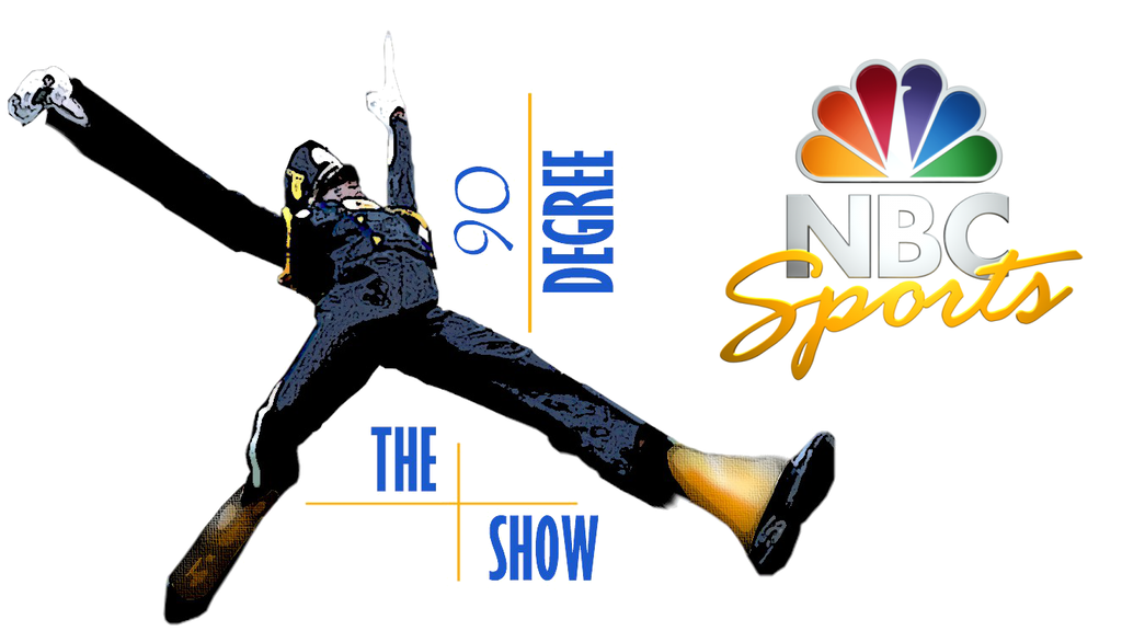 Project image for The 90 Degree Show on NBC Sports