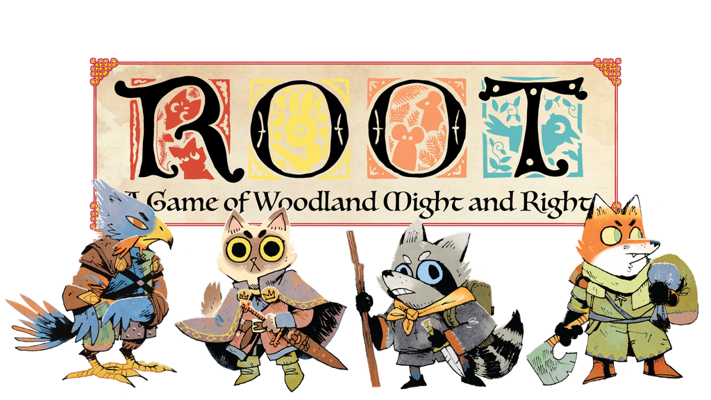 Root: A Game of Woodland Might and Right miniatura de video del proyecto