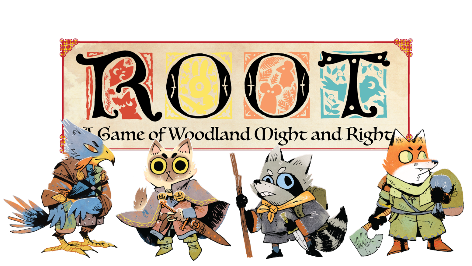 Root: A Game of Woodland Might and Right by Patrick Leder ...