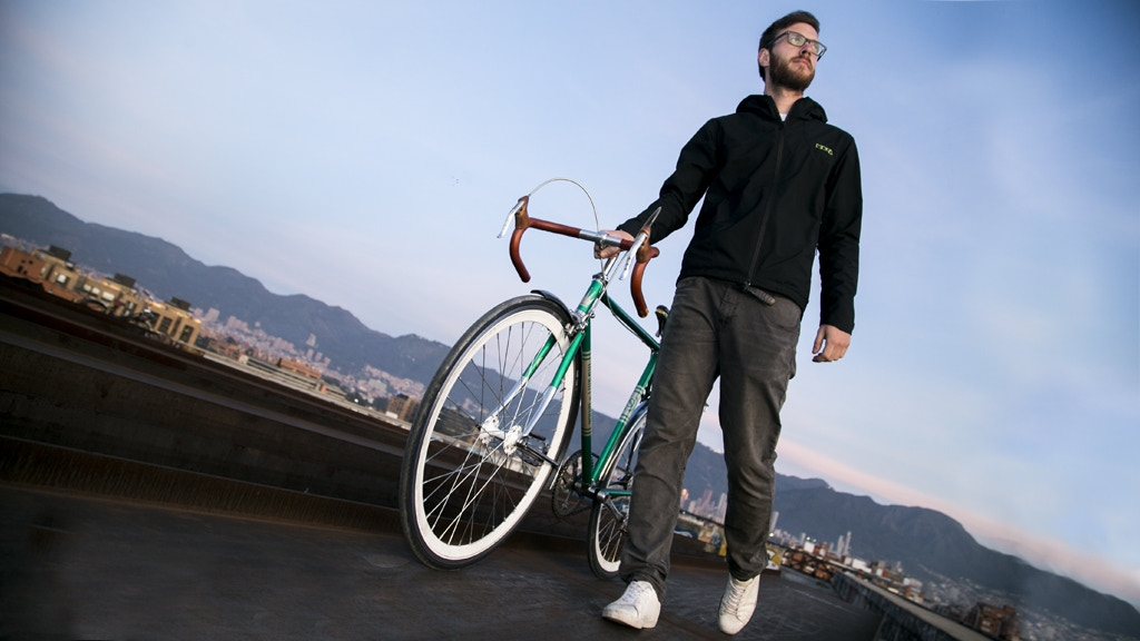 Freedom Ride Jacket   Redefining Urban Cycling project video thumbnail