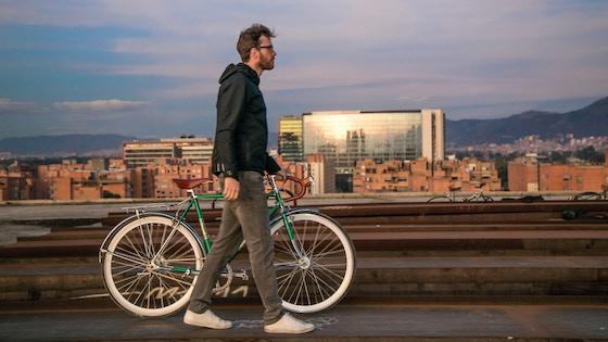 Freedom Ride Jacket | Revolutionizing Urban Cycling