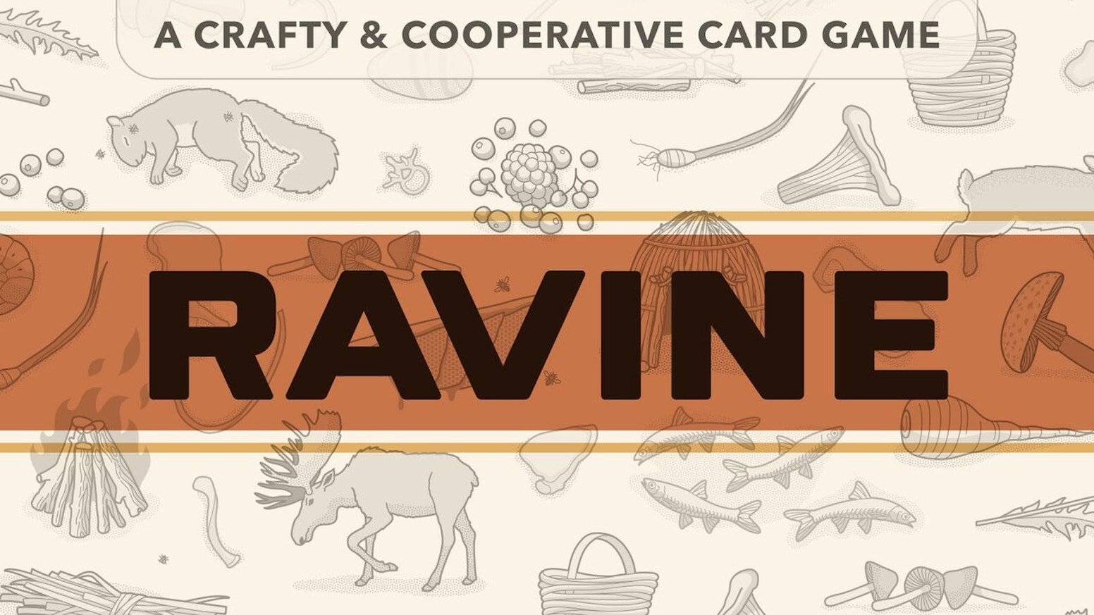 A strategic and cooperative survival card game. You and your friends survived the plane crash, but will you survive the night?